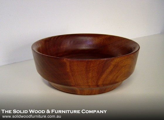 Wood turning - furniture maker newcastle australia nsw  The Solid