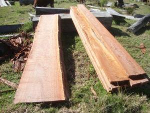 Slab timber, Blackbutt furniture